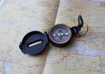 Navigation – The most important thing when backpacking